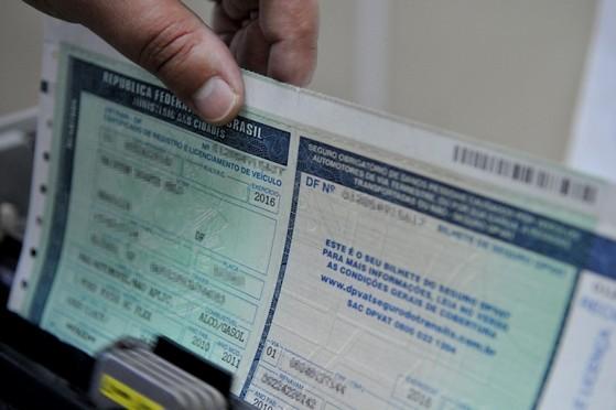 Orçamento de Documentação de Veículo Atrasado Santa Cruz - Documentação de Veículo Novo