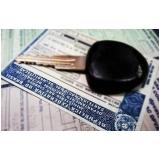 licenciamento de carro