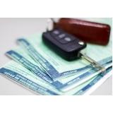 orçamento de documentação de veículo de leilão Cooperativa